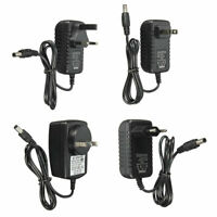 DC 5V 2A AC Adapter Power Supply Charger Converter 2.5mm*5.5mm LED Strip