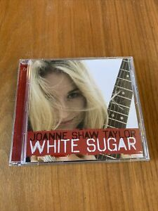 Joanne Shaw Taylor - White Sugar - Blues CD Album  VGC