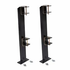 new pair of 2-Place weedeater gas Trimmer Rack holders holds two