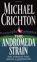 The Andromeda Strain,Michael Crichton- 9780099319511