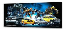 Transformers  Kids bedroom canvas picture