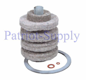 Generalaire 2006 General 2A-710 Wool Felt Replacement Oil Filter Cartridge