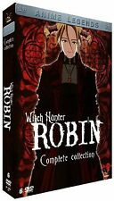 Witch Hunter Robin ( Anime auf Deutsch ( 6 DVDs Komplette Serie 1-26 ) NEU