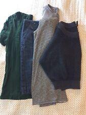 Womens Clothing Lot Gap Blue Denim Skirt Size 12 Tops Size Medium
