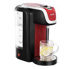 VonShef Instant Hot Water Boiler Dispenser Kettle Machine 2.5L 2600W Red