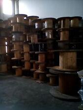 bobine di legno varie misure- IDEALI COME TAVOLO DA GIARDINO O ARREDAMENTO