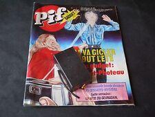 VAILLANT PIF GADGET N°485 AVEC GADGET LE POCKET-PHOTEAU