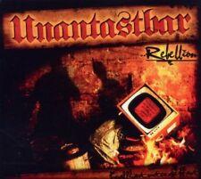 UNANTASTBAR Rebellion CD Digipack 2011