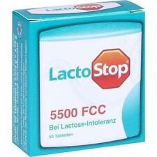 LACTOSTOP 5.500 FCC Tabletten Klickspender 50 St