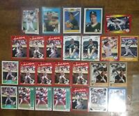 Mark Mcgwire Baseball Card Lot