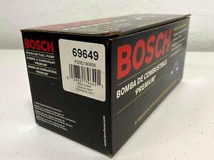 NEW BOSCH 69649 Fuel Pump & Strainer Set for 97-01 Infiniti Q45 4.1L-V8