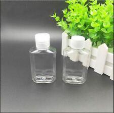 60ml hand sanitizer gel bottle Transparent liquid