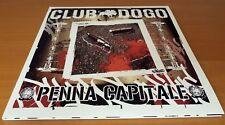 CLUB DOGO - PENNA CAPITALE - Vinile ROSSO Tiratura Limitata Numerato 180gr
