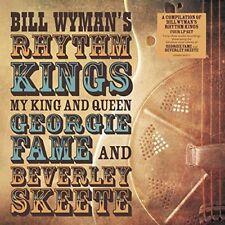 Wyman,Bill Rhythm Kings My King & Queen Georgie Fame & Beverley Skeete vinyl LP