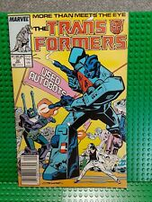 The Transformers # 32 Comic Book (1987)