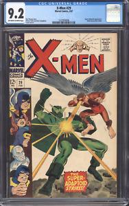 X-MEN #29 (1967) CGC 9.2 NM- / Marvel Comics / Super-Adaptoid!