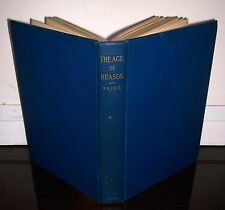 The Age of Reason, Thomas Paine, cpy1896/ ca 1942, Putnam's ...Good++, hdbk