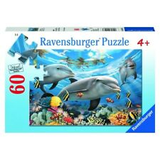 Ravensburger  CARIBBEAN SMILE 60 pc Jigsaw Puzzle  Age 4+ - Brand New
