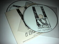 I Am Kloot - I Believe/Over My Shoulder - 2 Singles