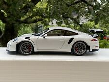 1:18 AUTOart Porsche 911 GT3 RS 991 #78166 by Raceface-Modelcars