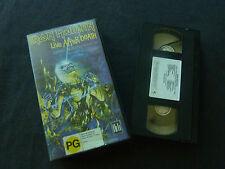 IRON MAIDEN LIVE AFTER DEATH ULTRA RARE AUSTRALAN PAL VHS VIDEO!