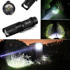 New 5000LM CREE T6 Rechargeable LED Flashlight Torch Super Bright Light#5
