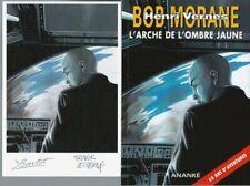 EO BOB MORANE HC N° 66 YANNICK BOUTOT + EX LIBRIS : L'ARCHE DE L'OMBRE JAUNE