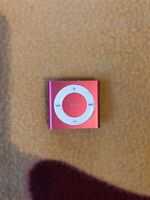Apple iPod Shuffle 4th Generation Pink (2GB) - Excellent Condition!