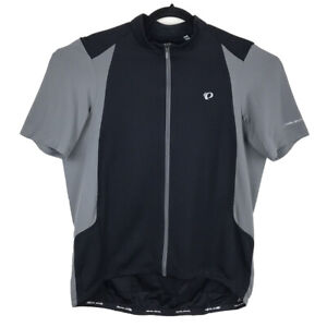 Pearl Izumi SELECT Pursuit Short Sleeve Cycling Jersey Gray Black Size XXL