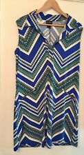En Focus Petite 70's Retro Dress. Size 18 UK (14 USA). New No Tag.