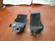 CR 250 HONDA 1984 CR 250R 1984 RADIATORS