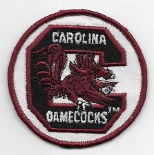 Vintage SOUTH CAROLINA GAMECOCKS College University Sports Patch NCAA NOS
