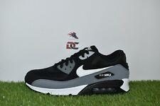 New Nike Air Max 90 Essential Size 13 Black White Cool Grey Shoe AJ1285-018