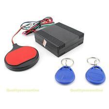 RFID Alarm Push Button Start Transponder Immobilizer System Keyless Engine Car