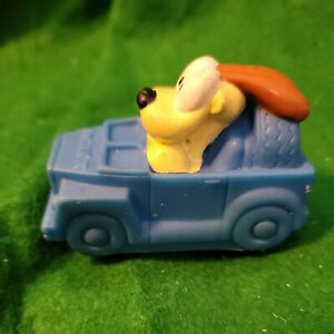 1996 KFC Toy Garfield Friend Odie in Off Road Jeep Doggin' It (B-418)
