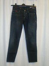 Women's GAS 'VERDAD' stretch blue jeans size W27 great co LOVELY