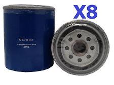 X8 Oil Filters Suit Z145A FORD HOLDEN NISSAN Bluebird Maxima Navara Pulsar Urvan