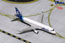 Gemini Jets Alaska Airlines Embraer ERJ-175 GJASA1726 1/400 REG#N182SY. New