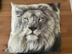 Lion Graphic cushion. 50cm x 50cm. Urskog from Ikea