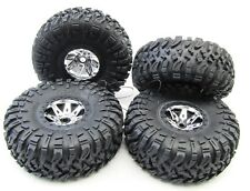 Axial Wraith TIRES (Tyres wheels assembled factory 2.2 Ripsaw Renegade AXI90018