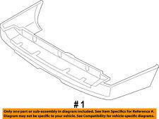 FORD OEM 11-16 Expedition Rear Bumper-Cover BL1Z17K835GPTM