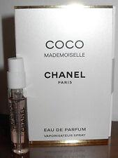 3 x CHANEL Coco Mademoiselle EDP Sample 2ml Vial Spray With card