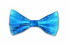 TrYptiX Fiber Optic Color Changing Light Up Glow Bow Tie White Party EDC ULTRA