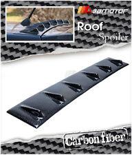 Carbon Fiber Generator Shark Fin Roof Spoiler for 08-13 Subaru Impreza WRX Wagon