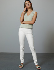 M&S Autograph Shaping Stretch High Rise Skinny Jeans Plus Size 24 Reg BNWT