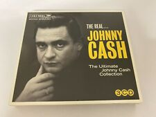 JOHNNY CASH - THE REAL CD 2011