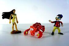 Moderne Disneyana mit Arielle-Figuren