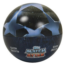 2015/2016 Topps Match Attax UEFA Champions League EMPTY Ball Tin