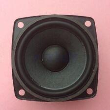 2pcs 57mm 8Ohm 8Ω 10W Full range Audio Speaker Square Loudspeaker Neodymium WT