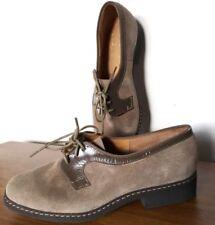 Military/Landgirl Flats Vintage Shoes for Women